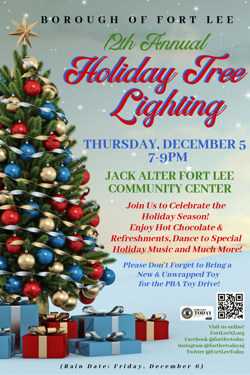 Holiday Tree Lighting 2019