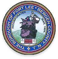 Fort Lee Borough New Jersey Seal