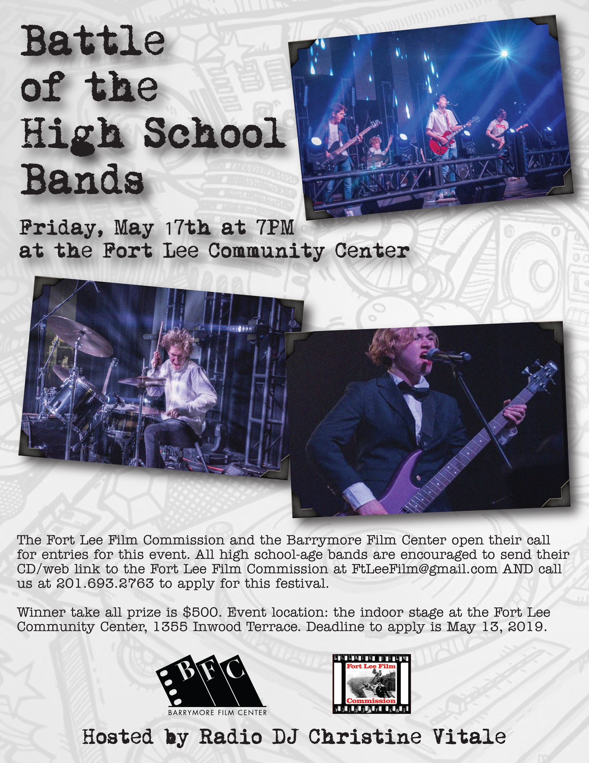 2019 battle of the high school bands