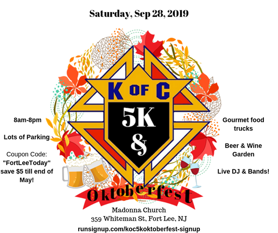Knights of Columbus 5k 2019