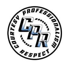 Courtesy Professionalism Respect