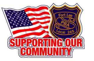 Fort Lee PBA Local 245 Supporting Our Communitiy