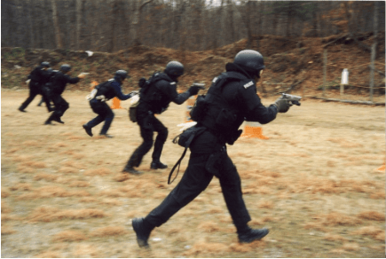 Police Officer Training