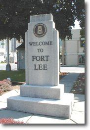 Welcome to Fort Lee Granite Marker