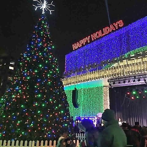 Holiday Tree Lighting 2018