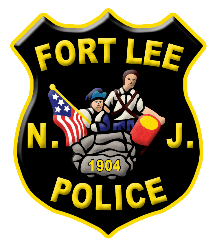 Police Patch Black 2015